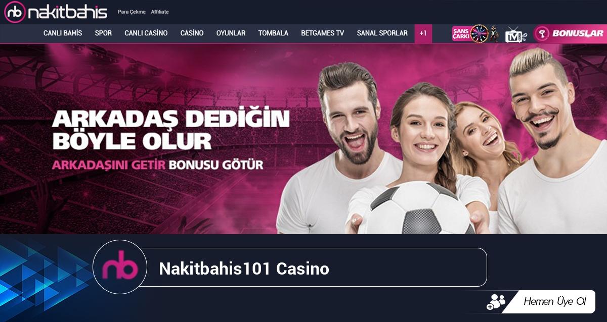 Nakitbahis101 Casino