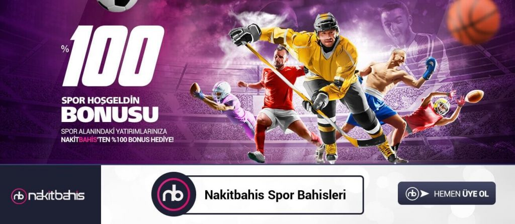 Nakitbahis Spor Bahisleri