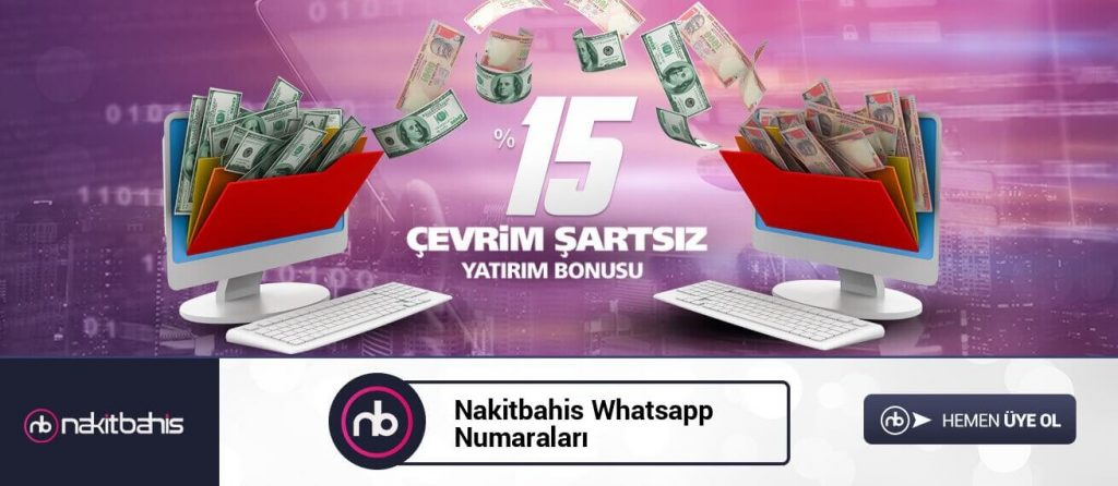 Nakitbahis Whatsapp Numaraları