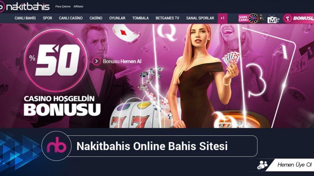 Nakitbahis Online Bahis Sitesi